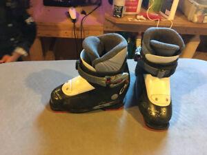 Youth Ski Boots-Dalbello CX1