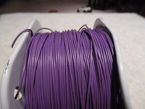 Belden Hook up wire  20AWG, Stranded 7x28  1000ft Spool Violet
