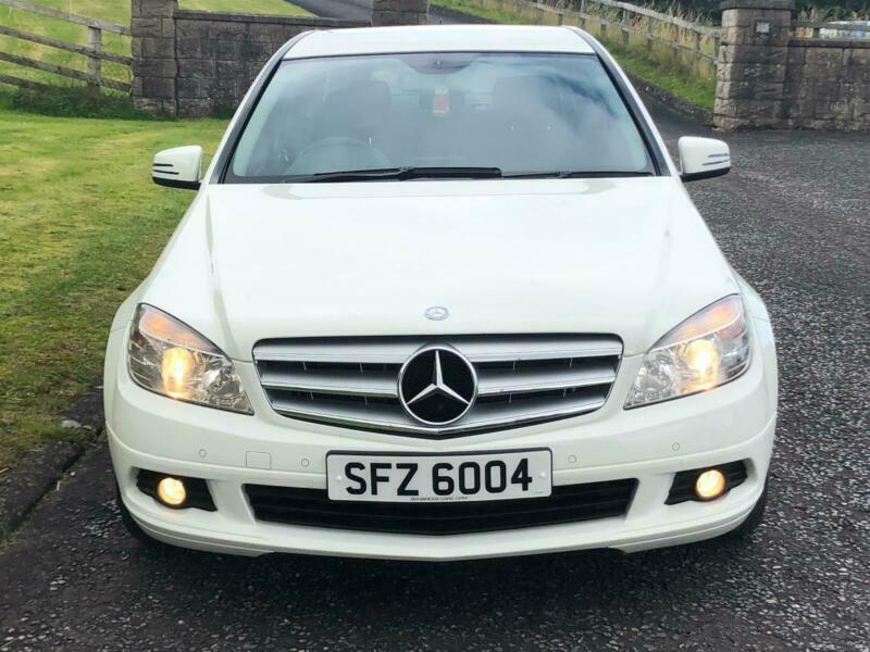 2010 Mercedes-Benz C200 2 1CDI Blue EFFICIENCY Executive SE | in Banbridge,  County Down | Gumtree