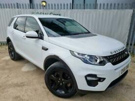 image for 2016 Land Rover Discovery Sport 2.0 TD4 SE TECH 5d 150 BHP Estate Diesel Manual