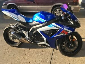 2006 Suzuki GSX-R 750 Excellent condition
