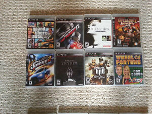 PS3 GAMES 10$ EACH!!