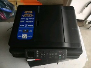 Brother printer and fax combo