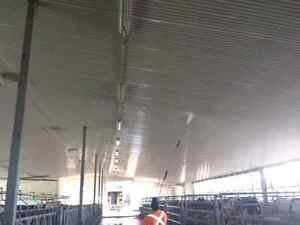 Barn washing and Disinfecting with Supreme Mobile Wash Stratford Kitchener Area image 1