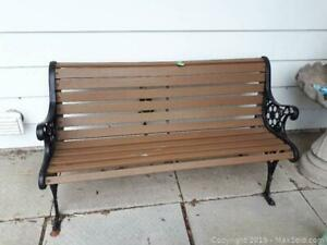 Garden Bench Buy New Amp Used Goods Near You Find