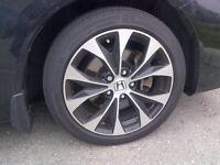 2013 Honda Civic Si factory rims/tires
