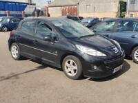 Peugeot 207 1.4 75 Envy 5dr Hatch Air Con/Climate, One Previous Owner