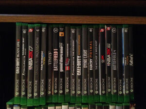 Xbox one new/used games!