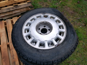1999 Cadillac 16 wheels