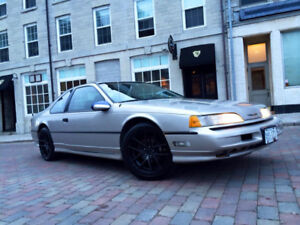 1990 ford Thunderbird SC trade for motorcycle