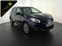 2012 NISSAN QASHQAI TEKNA IS+2 DCI 7 SEATER 1 OWNER SERVICE HISTORY FINANCE PX