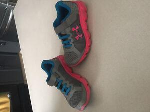 Under Armour shoes size 12