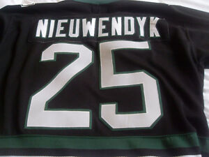 chandail de hockey des Stars de Dallas de Joe Nieuwendyk West Island Greater Montréal image 2
