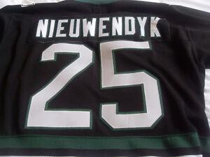 chandail de hockey des Stars de Dallas de Joe Nieuwendyk West Island Greater Montréal image 2