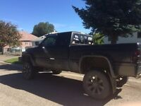 Two truck trade for a diesel lifted 1995 dodge and 2001 dodge