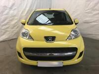 2009 PEUGEOT 107 1.0 12v Urban Hatchback 3d 998cc