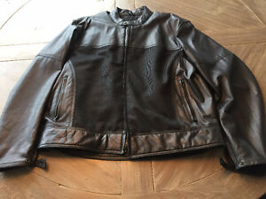 Motorcycle Jacket with zip out liner