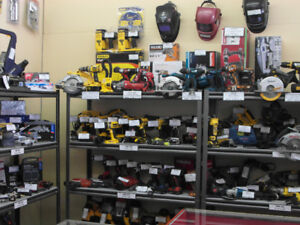 Power Tools New And Used!