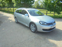 Volkswagen Golf 2.0TDI ( 140ps ) DSG AUTOMATIC SE ESTATE