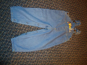 Boys Size 18 Months Looney Toons Lightweight Jean  Overalls Kingston Kingston Area image 1