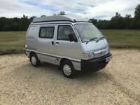 Daihatsu HI-JET 1300 16V EFI 4 Wheel Drive PopTop Camper Van
