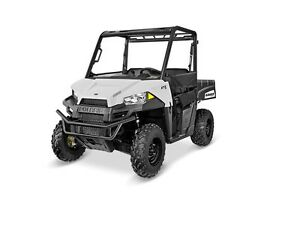 2016 Polaris RANGER ETX White Lightning