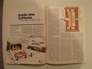 Vintage Popular Science Magazine February 1979  GC Sarnia Sarnia Area image 8