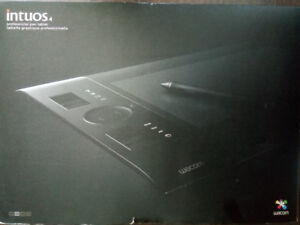 Wacom intuos 4 for sale