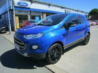 2016 Ford Ecosport 1.0 ECOBOOST TITANIUM S 140PS LOW MILEAGE HATCHBACK Petrol Ma