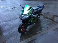 Full set of plastics Kawasaki zx9r 2001