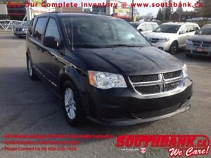 2013 Dodge Grand Caravan SESXT Plus DVD, Backup Camera