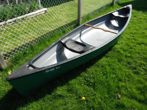 Old Town 15ft Canoe -- VGC