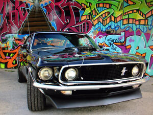 1969 Mustang 302 Coupe