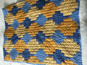 Hand made baby's quilt