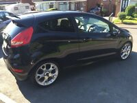 For sale: FORD FIESTA ZETEC S 1.6L (58 plate)