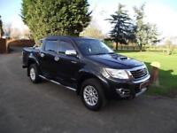 2014 14 TOYOTA HILUX X AUTO CREW-CAB INVINCIBLE 4X4 4WD PICKUP #ROLL BAR & COVER