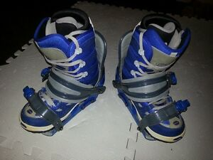Ride boots & Bindings - good condition