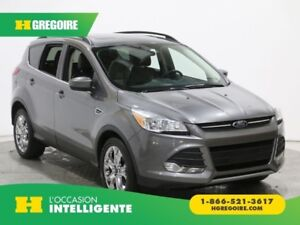 2014 Ford Escape SE 4WD CUIR TOIT PANO NAVIGATION CAMERA DE RECU