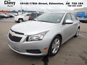 2014 Chevrolet Cruze DIESEL   Sunroof-Bluetooth!