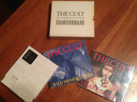 THE CULT: The Ceremony 3-EP Limited Edition Box Set