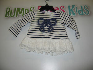 Girl's 3/6 months (Koala Kids) long sleeve shirt