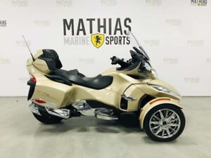 2017 CAN AM Spyder Rt Limited