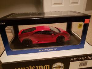 Lamborghini Huracan Autoart 1/18 Scale