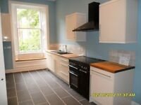 Beautiful spacious 2 bedroom unfurnished flat in Bruntsfield
