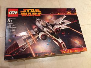 Lego Star Wars ARC-170 Starfighter (7259)
