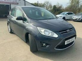 image for 2011 Ford C-MAX 1.6 Titanium 5dr MPV Petrol Manual