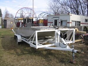 18 Foot Airboat