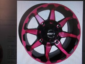 KNAPPS in PRESCOTT has Lowest price on 14 INCH  STI HD6 RIMS Kingston Kingston Area image 3