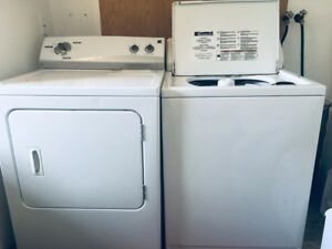 KENMORE WASHER AND DRYER IN GREAT CONDITION