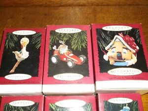 26 Collectible HALLMARK CHRISTMAS ORNAMENTS Belleville Belleville Area image 4